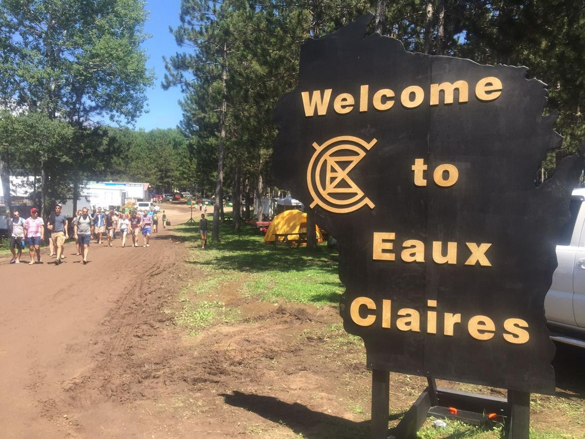 With Regents in the woods, UW-Eau Claire touts impact of Justin Vernon