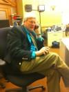 Grothman takes a call