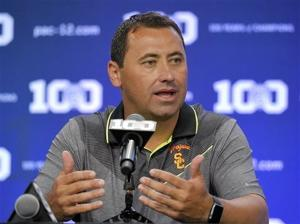 Video: What is the future for USC head coach Steve Sarkisian?