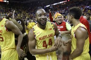 Video: Should Maryland fans have stormed the court?