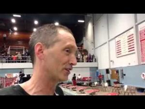 Video: Memorial coach Paul Eckerle on his team's fifth straight WIAA Div. 1 state boys swim title