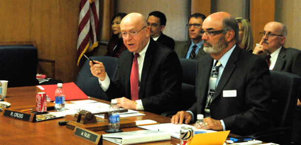 Cross looks at future of UW System at first Board of Regents meeting in new position