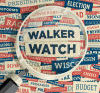 Scott Walker Watch:  Scott Walker has tens of thousands of dollars' worth of credit-card debt