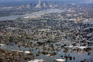 Photos: Anniversary of Hurricane Katrina striking Gulf Coast