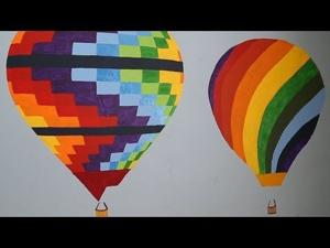 Blue Sky Science video: How do hot air balloons work?