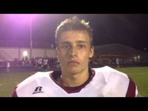 Video: Middleton RB Cam Maly talks about his big night vs. Verona