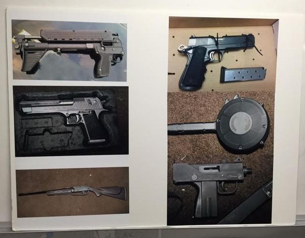 Police arrest 7 in response to recent gun violence