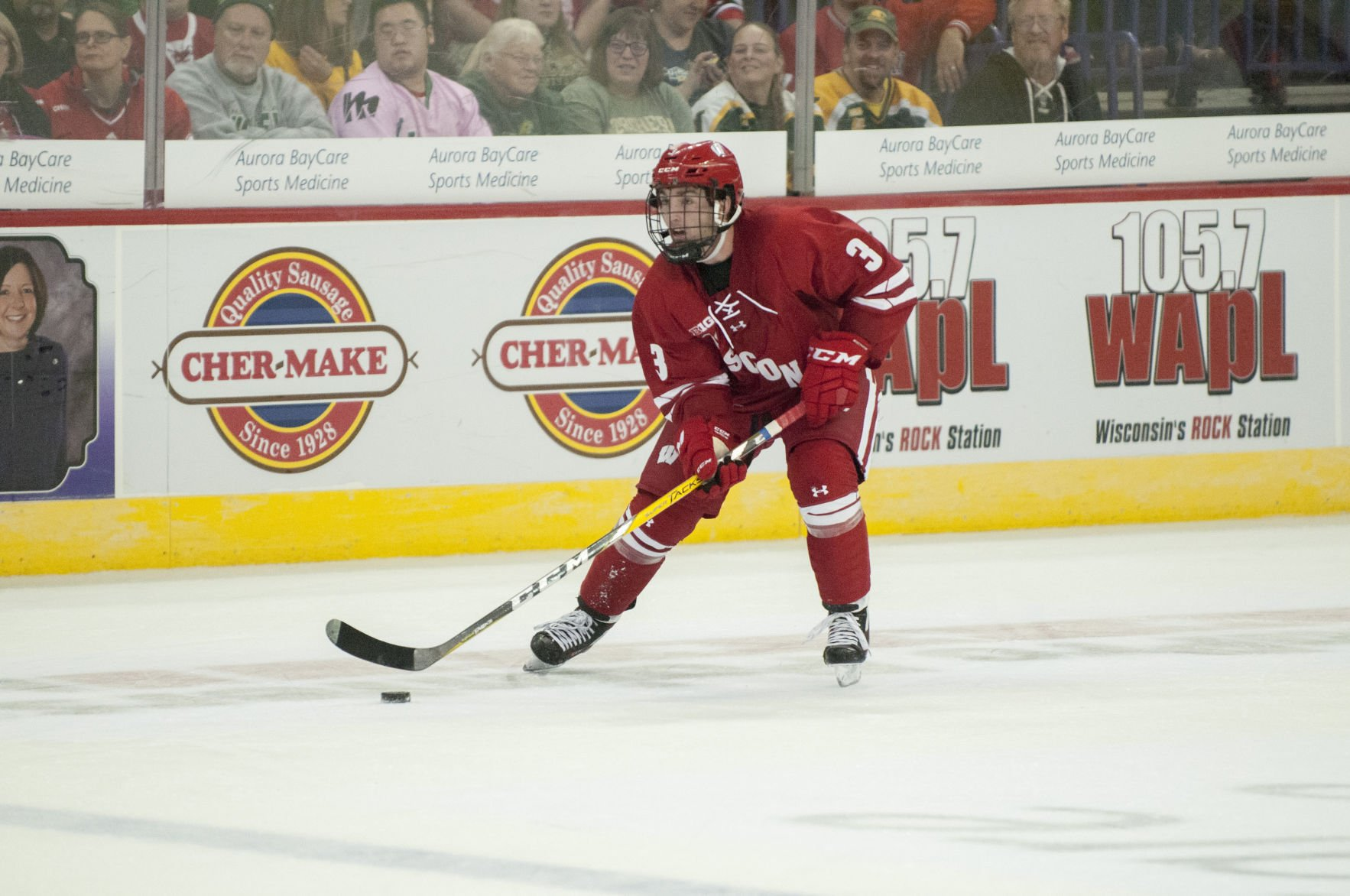 BIG10: Badgers - Second-period Surge Gives Wisconsin Win Over Minnesota