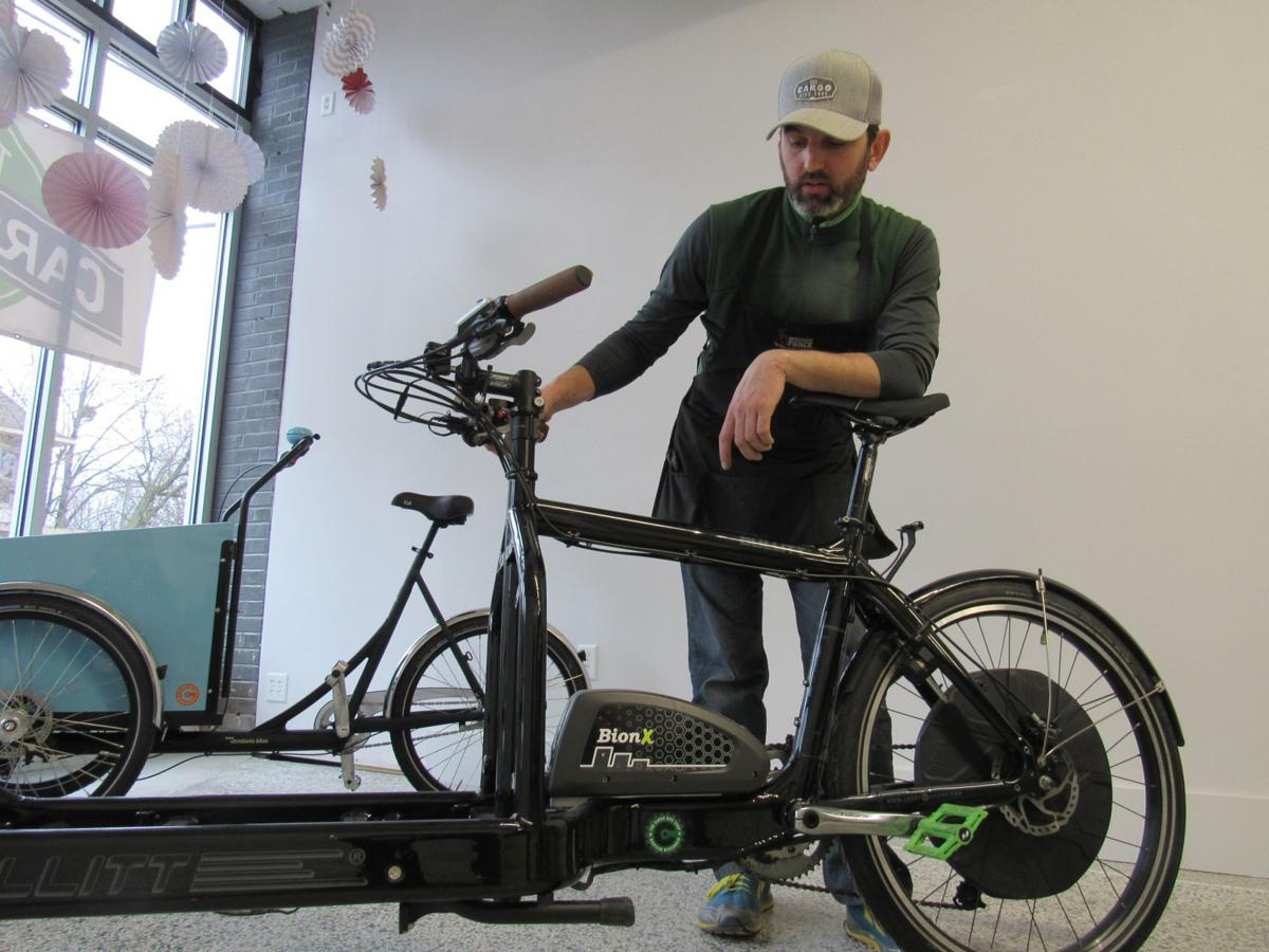 The Cargo Bike Shop Opens Retail Spot On Willy Street