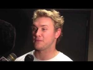 Video: Badgers DL Konrad Zagzebski looks forward to new challenge in B1G newcomer Maryland