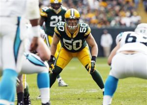 Video: Tom Oates says Packers face big questions after cutting A.J. Hawk