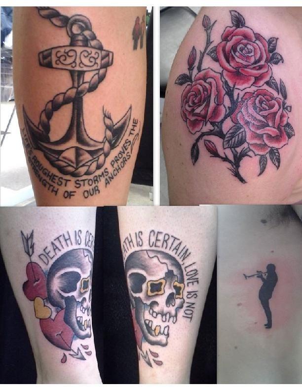 Business steve 39 s tattoo and body piercing madisondotcom for Tattoo madison wi