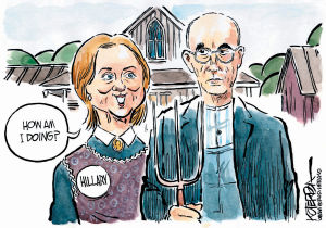 Editorial cartoon 4/16/15