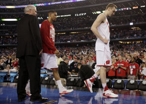 Photos: Badgers vs. Kentucky in Final Four