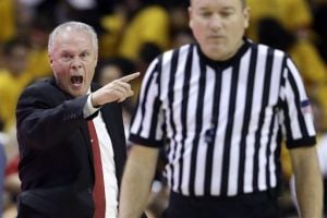 Photos: Not much reason for Badgers to be merry in loss to Terrapins