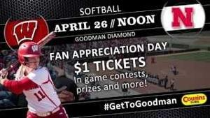 Wisconsin Softball: Annual #GetToGoodman Game