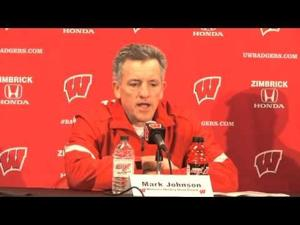 WCHA: Badgers' Women's Coach Mark Johnson Enjoyed 1980 U.S. Olympic Hockey Ceremony (video)