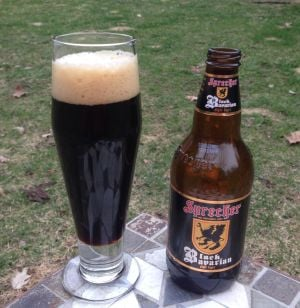 Beer Baron: Catching up with an old friend, Sprecher Black Bavarian