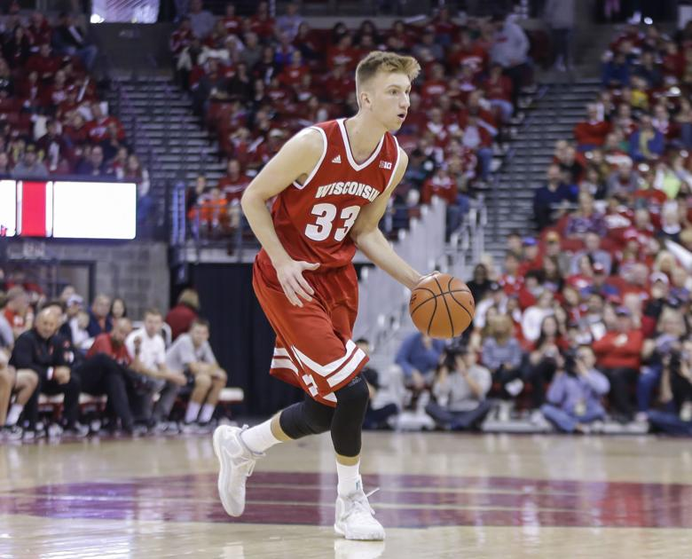 Badgers men's basketball: Andy Van Vliet works to add weight, strength | Wisconsin Badgers Men's ...