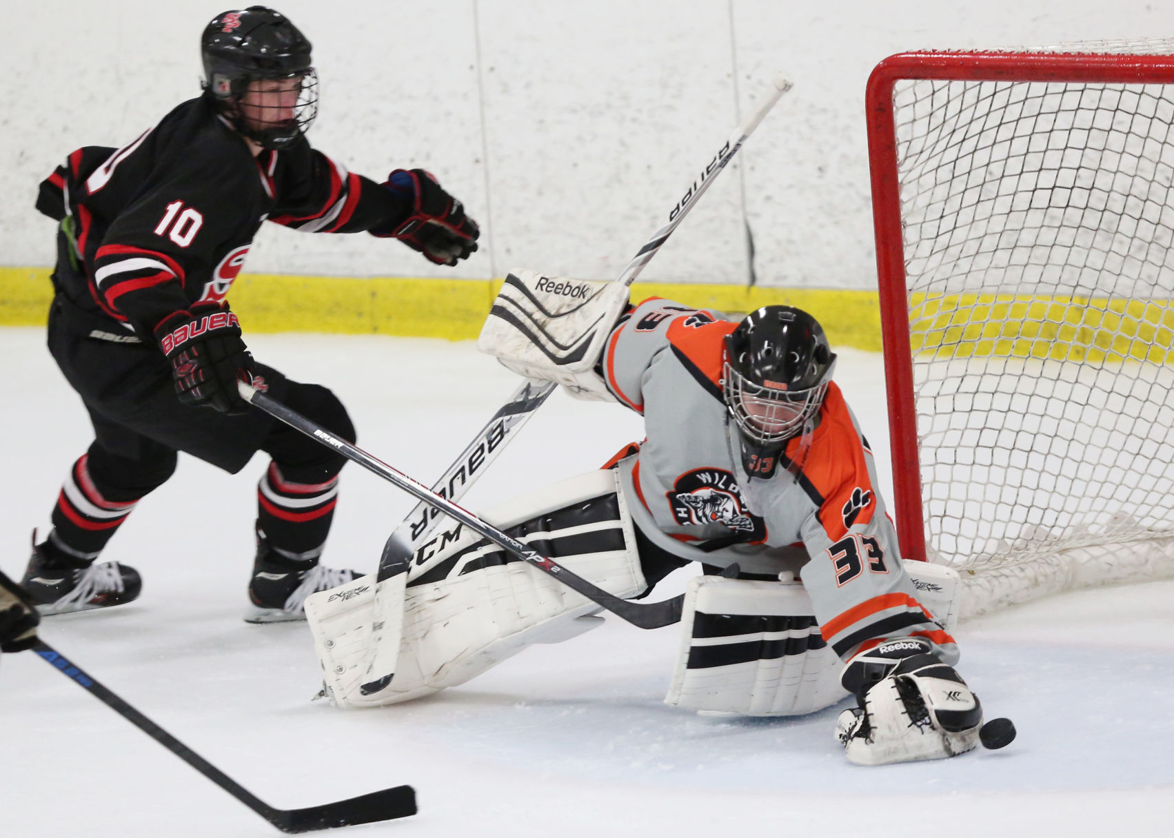 WI H.S.: Prep Boys Stevens Point's Cole Caufield Too Much For Verona In Opener
