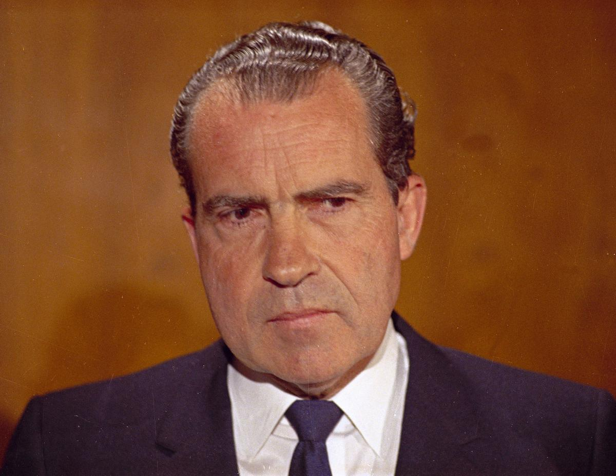 The life and times of Richard M. Nixon