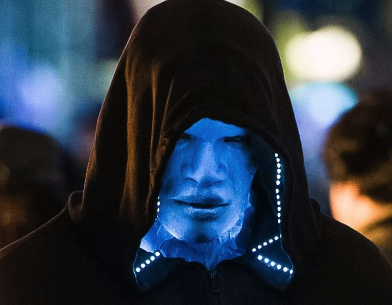 Madison native Marc Webb's 'Spider-Man 2' featured in new ...  Jamie Foxx Electro Entertainment Weekly