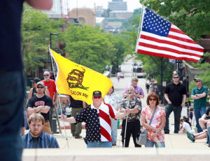 Photos: 2nd Amendment rally at Capitol