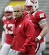 Badgers football: Dave Aranda will stay at UW as Paul Chryst's defensive coordinator