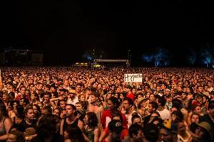 Eaux Claires Music & Arts Festival: A teary Justin Vernon finishes off an open-hearted weekend