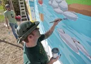 On Wisconsin: Big murals bring tourists to small towns