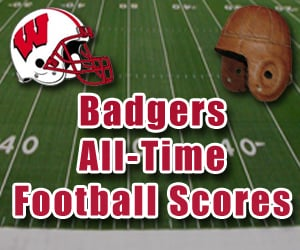 Badgers All Time Scores