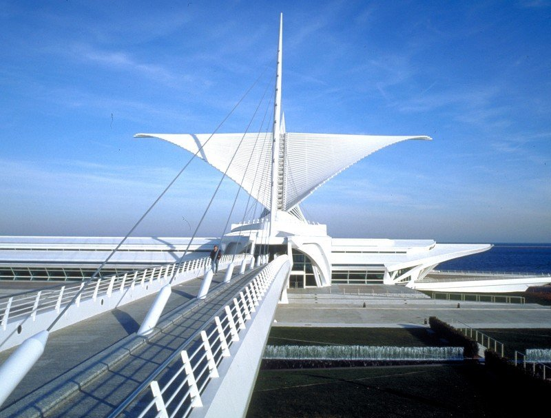 The Milwaukee Art Museum