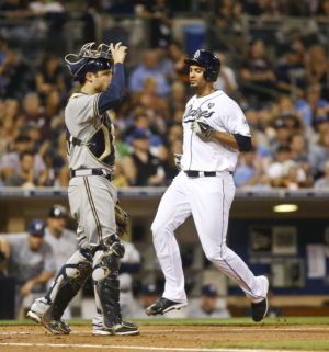 Brewers: Jimmy Nelson doesn't get much support in 4-1 loss to Padres