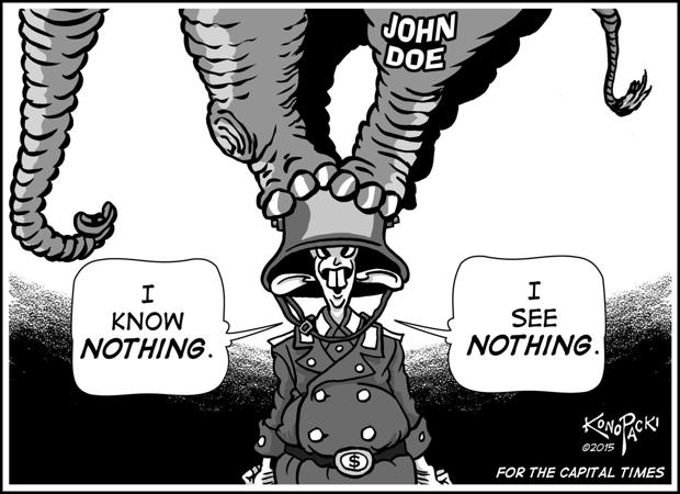 Plain Talk: Why the right is sliming the long-finished John Doe
