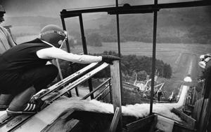 Photos: A look back in time at the Blackhawk ski jump