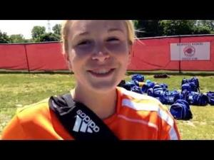 Video: Oregon's Jen Brien on her two-goal showing in a 4-0 WIAA state soccer win vs. Whitefish Bay
