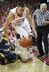 Tom Oates: Badgers are Josh Gasser-tough