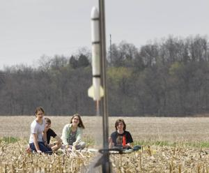 School Spotlight: West High rocket club practicing for national contest