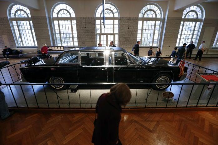 Photos: JFK assassination anniversary : Gallery