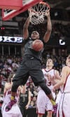 Badgers men's basketball: Dominican's Diamond Stone, Ohio's Esa Ahmad include UW in final five