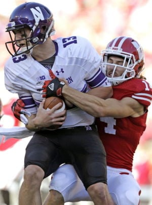 Badgers football: Freshman receivers Dareian Watkins and Chris Jones leave