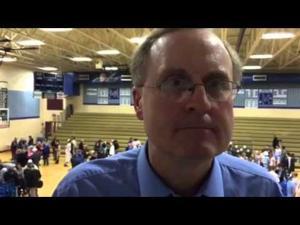 Video: Mineral Point coach Dan Burreson calls win over Cuba City 'gut-check time'