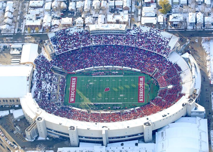 Badgers Football Wisconsin Reveals Plans For 39 Camp