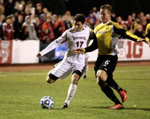 Men's Soccer: Wisconsin Badgers vs. UW-Milwaukee Panthers