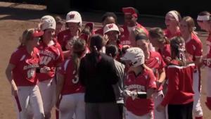 2015 Wisconsin Softball Highlights