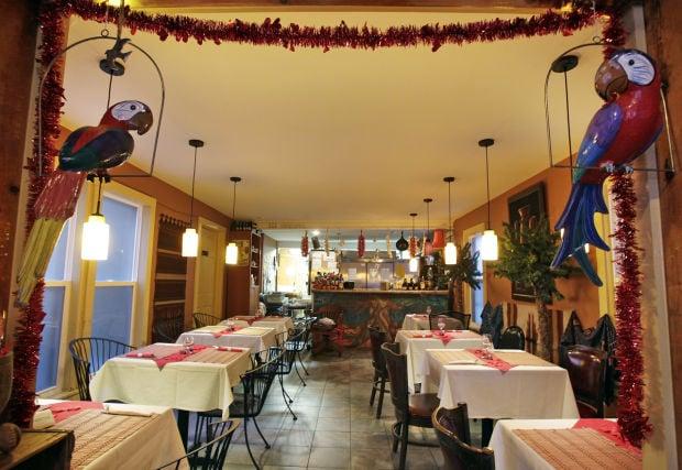 Cafe Costa Rica Madison Menu