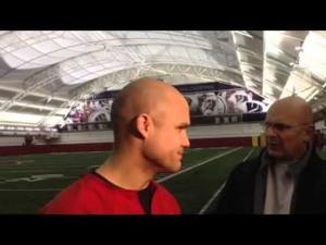 Badgers DC Dave Aranda doesn't 'like the attention' of potential job options