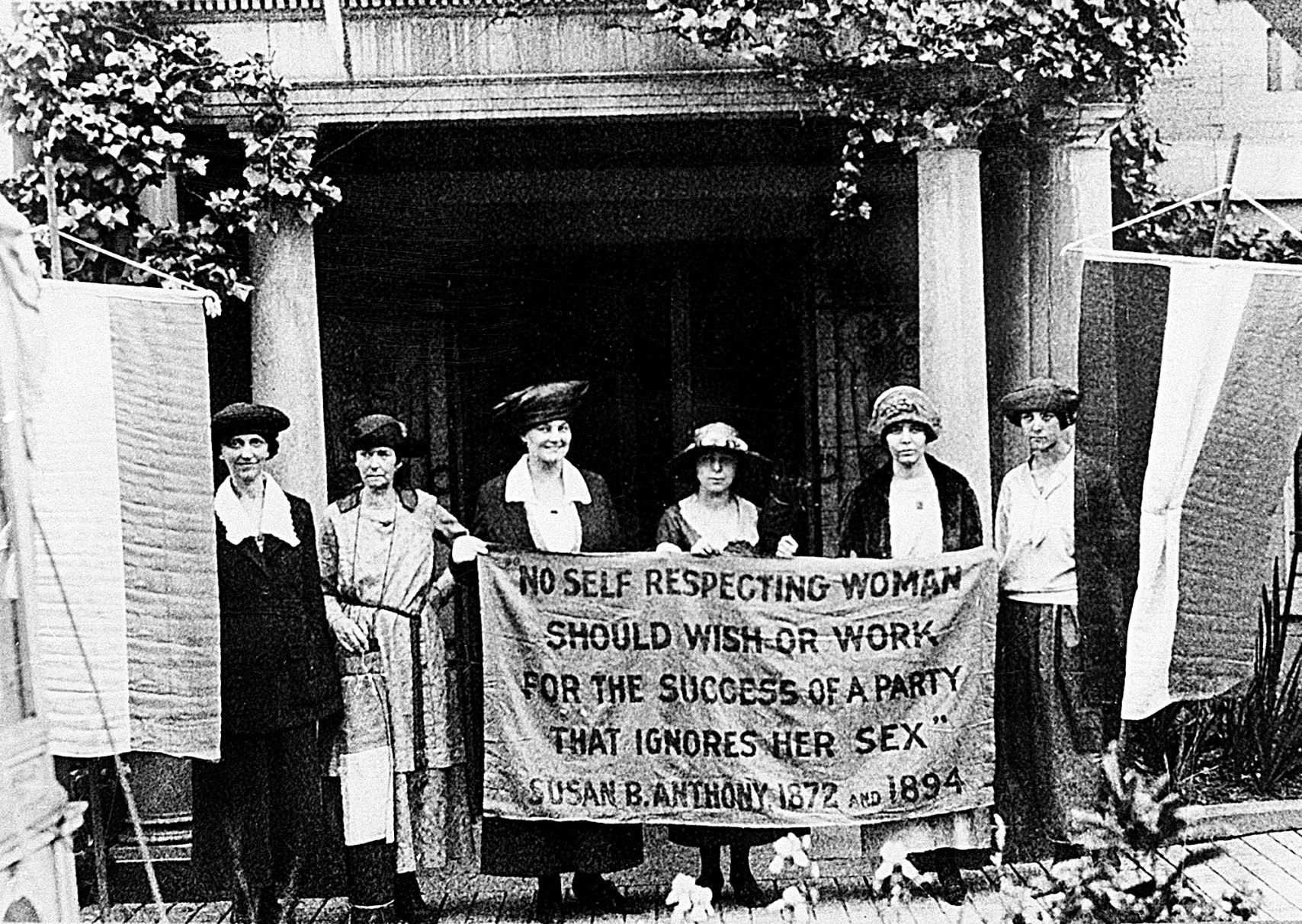 Today In History, Aug. 18: 19th Amendment | History | host.madison.com
