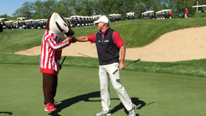 Video: Steve Stricker, University Ridge a 'perfect fit' for Champions Tour event in Madison