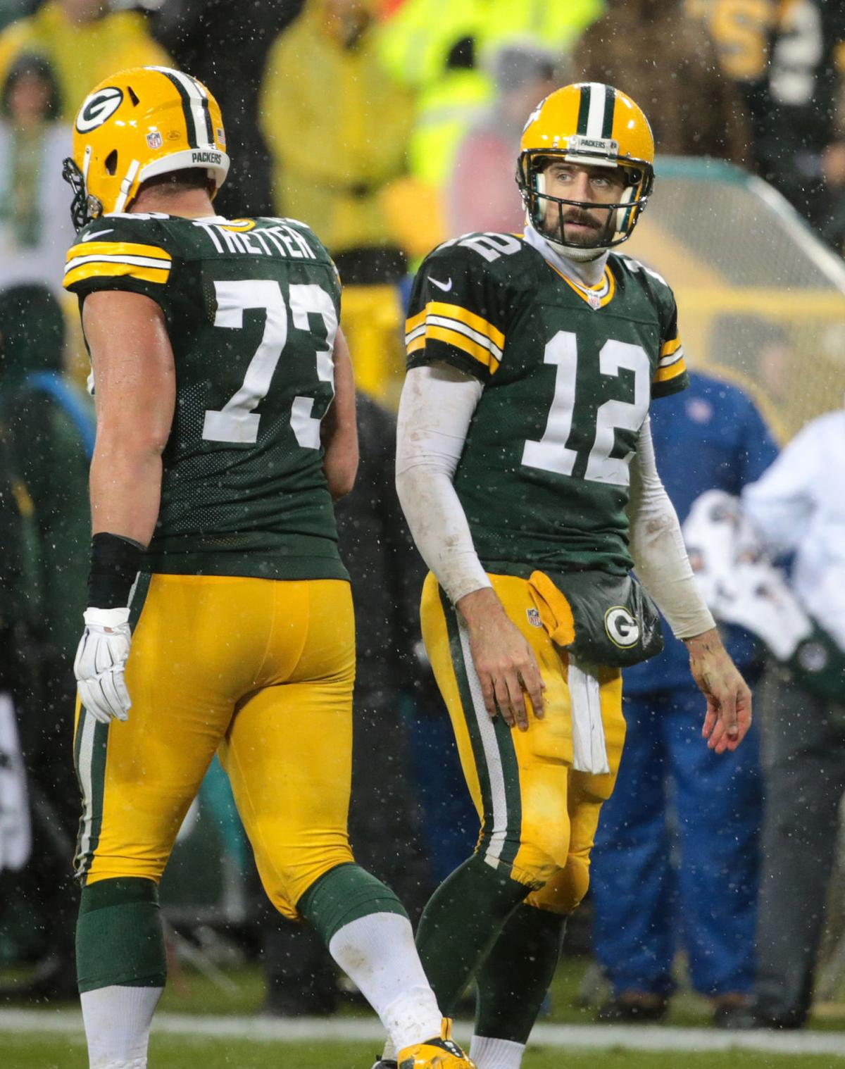 NFL Jerseys NFL - Tom Oates: With Packers' greatest quarterbacks in attendance, poor ...